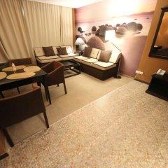 Отель Menada Apartments in Royal Beach Болгария, Солнечный берег - отзывы, цены и фото номеров - забронировать отель Menada Apartments in Royal Beach онлайн комната для гостей