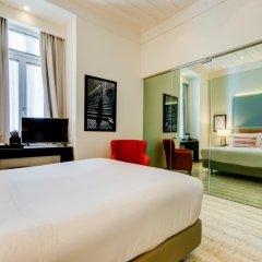 Отель Vincci Baixa 4* Стандартный номер с различными типами кроватей фото 12