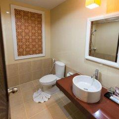 Отель Krabi Front Bay Resort 3* Номер Делюкс с различными типами кроватей