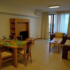 Отель GT Emerald Resort & SPA Apartments Болгария, Равда - отзывы, цены и фото номеров - забронировать отель GT Emerald Resort & SPA Apartments онлайн комната для гостей фото 5