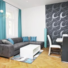 Отель Taurus 14 Чехия, Прага - отзывы, цены и фото номеров - забронировать отель Taurus 14 онлайн комната для гостей фото 2