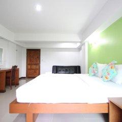 Phuhi Hotel 3* Стандартный номер с двуспальной кроватью фото 3