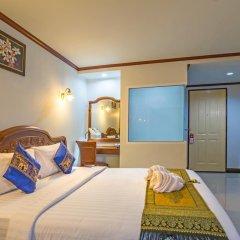 Отель Aonang Silver Orchid Resort 3* Улучшенный номер с различными типами кроватей