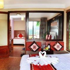 Отель Sapa Elegance 3* Люкс фото 4