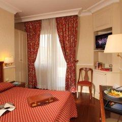 Cristoforo Colombo Hotel 4* Стандартный номер с различными типами кроватей фото 6