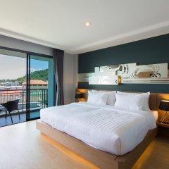 Отель AVA Sea Resort 4* Номер Делюкс с различными типами кроватей фото 8