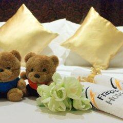 Fragrance Hotel - Classic 2* Улучшенный номер с различными типами кроватей фото 2