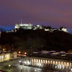 Отель Mercure Edinburgh City Princes Street Эдинбург фото 2
