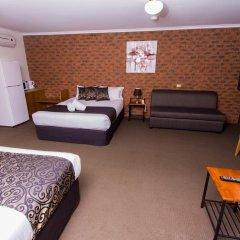 Отель Advance Motel 3* Семейный люкс с двуспальной кроватью фото 6