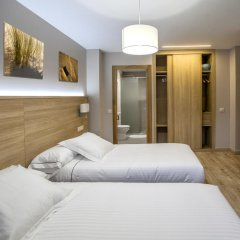 Hotel Meve комната для гостей