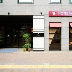 Отель Wing International Premium Tokyo Yotsuya Япония, Токио - отзывы, цены и фото номеров - забронировать отель Wing International Premium Tokyo Yotsuya онлайн парковка