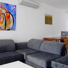 Bougainville Bay Hotel 4* Апартаменты с 2 отдельными кроватями фото 10