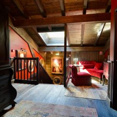 Chalet Hotel le Castel сауна