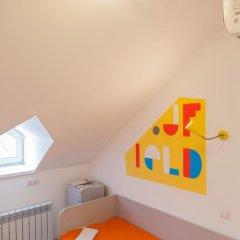 Гостиница Арт Oтель Центральный Кровать в общем номере с двухъярусной кроватью фото 3