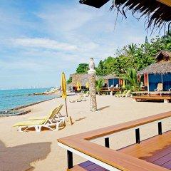 Отель Sunset Village Beach Resort 4* Бунгало Премиум с различными типами кроватей фото 4