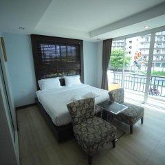 Отель Villa Navin Beach Residence 3* Номер Делюкс с различными типами кроватей фото 30