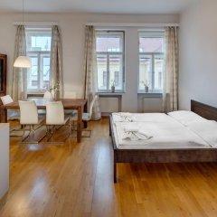 Отель Selinor Old Town Apartments Чехия, Прага - отзывы, цены и фото номеров - забронировать отель Selinor Old Town Apartments онлайн комната для гостей фото 3