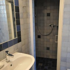 Отель Delfino Suite Лечче ванная фото 2