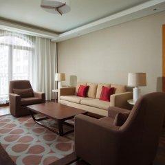 Гостиница Сочи Марриотт Красная Поляна 5* Улучшенный семейный люкс с 2 отдельными кроватями фото 4
