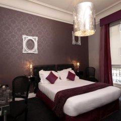 Отель Hôtel Claridge 4* Стандартный номер с различными типами кроватей фото 2