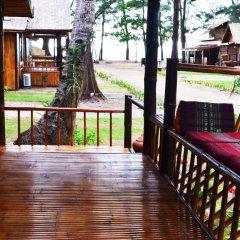 Отель Eco Lanta Hideaway Beach Resort 3* Бунгало фото 13