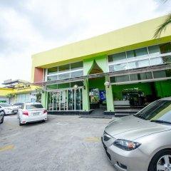 Отель Central Pattaya Garden Resort Таиланд, Паттайя - отзывы, цены и фото номеров - забронировать отель Central Pattaya Garden Resort онлайн парковка