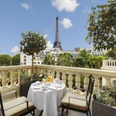 Shangri-La Hotel Paris 5* Улучшенный номер с различными типами кроватей фото 3