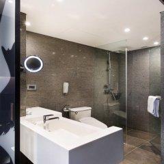 Отель Grand Hilton Seoul 5* Номер Делюкс с различными типами кроватей фото 5