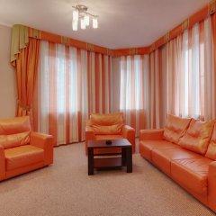 Гостиница Вояж Парк (гостиница Велотрек) 2* Люкс с различными типами кроватей фото 5