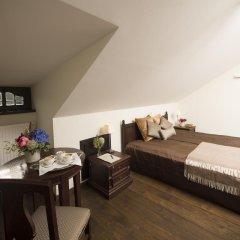 Отель Monte Pacis Литва, Каунас - отзывы, цены и фото номеров - забронировать отель Monte Pacis онлайн комната для гостей фото 2