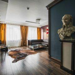 Гостиница Кутузов Номер Делюкс с различными типами кроватей фото 11