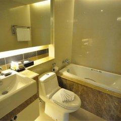 Отель Bliston Suwan Park View 4* Улучшенные апартаменты с различными типами кроватей фото 3