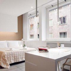 Апартаменты Glamour Apartments Студия Эконом с различными типами кроватей