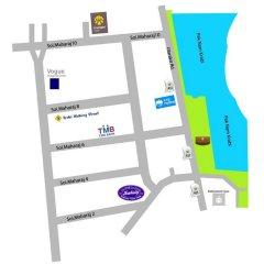 Krabi City View Hotel парковка