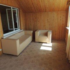 Гостиница Сахалин Стандартный семейный номер разные типы кроватей фото 4