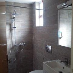 Отель Villa Leonidas Греция, Калимнос - отзывы, цены и фото номеров - забронировать отель Villa Leonidas онлайн ванная фото 2