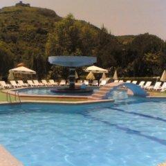 Отель Riza Hotel Албания, Тирана - отзывы, цены и фото номеров - забронировать отель Riza Hotel онлайн бассейн фото 3