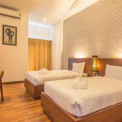 Jingjit Hotel 3* Улучшенный номер с различными типами кроватей фото 4