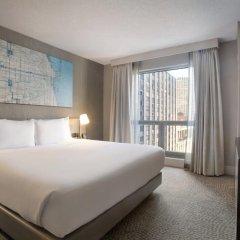 Отель Hilton Suites Chicago/Magnificent Mile комната для гостей фото 9