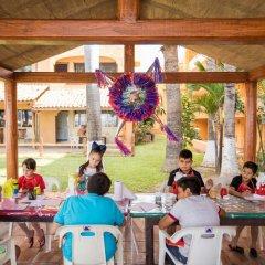 Costa De Oro Beach Hotel детские мероприятия