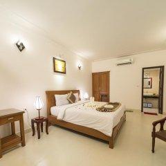 Отель Luna Villa Homestay 3* Номер Делюкс с различными типами кроватей фото 8