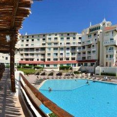 Отель BSEA Cancun Plaza Hotel Мексика, Канкун - отзывы, цены и фото номеров - забронировать отель BSEA Cancun Plaza Hotel онлайн бассейн фото 2