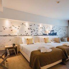 Отель MH Peniche 4* Стандартный номер разные типы кроватей фото 5