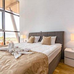 Galeon Residence & SPA Hotel 5* Люкс разные типы кроватей фото 7