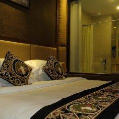 Bagan Landmark Hotel 4* Улучшенный номер с различными типами кроватей фото 5