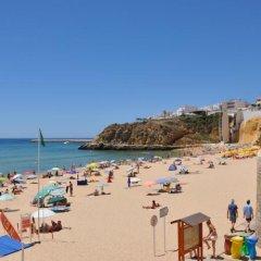Отель Luna Clube Oceano пляж