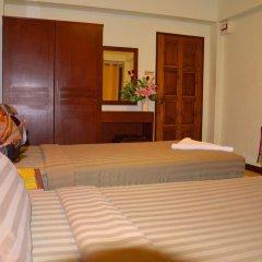 Отель Silver Gold Garden Suvarnabhumi Airport 3* Улучшенный номер с различными типами кроватей фото 5