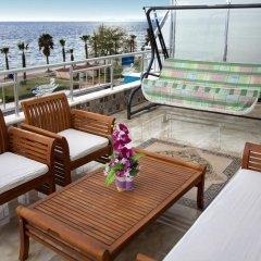 Sea Side Hotel 2* Люкс с различными типами кроватей фото 4