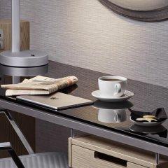 Отель Radisson Blu Edinburgh 4* Стандартный номер с различными типами кроватей фото 4