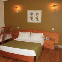 Eira do Serrado Hotel & SPA 4* Стандартный семейный номер с двуспальной кроватью
